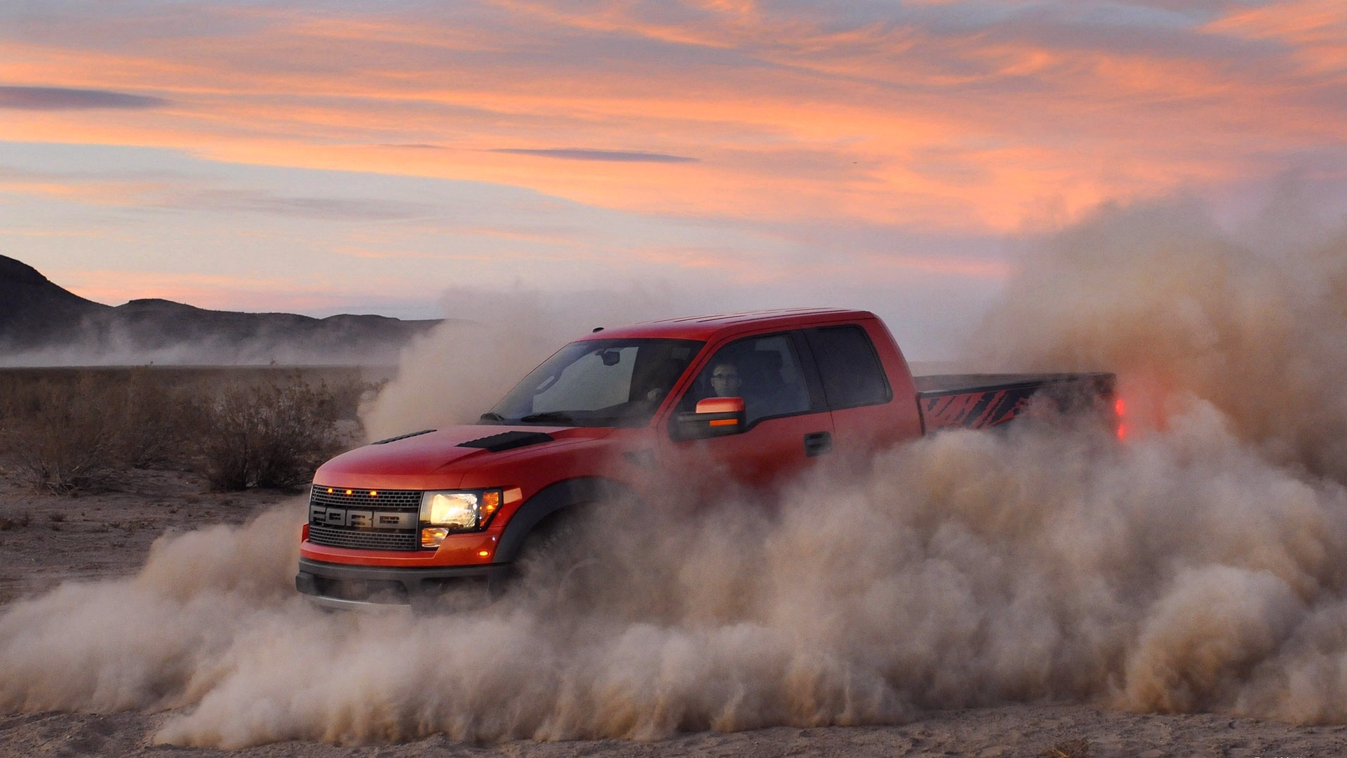 Ford Raptor Hd Wallpaper Background Image 1920x1080 Id 255577