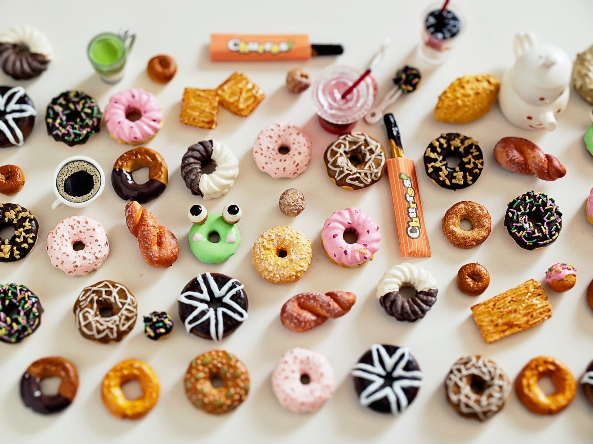 donut wallpaper hd
