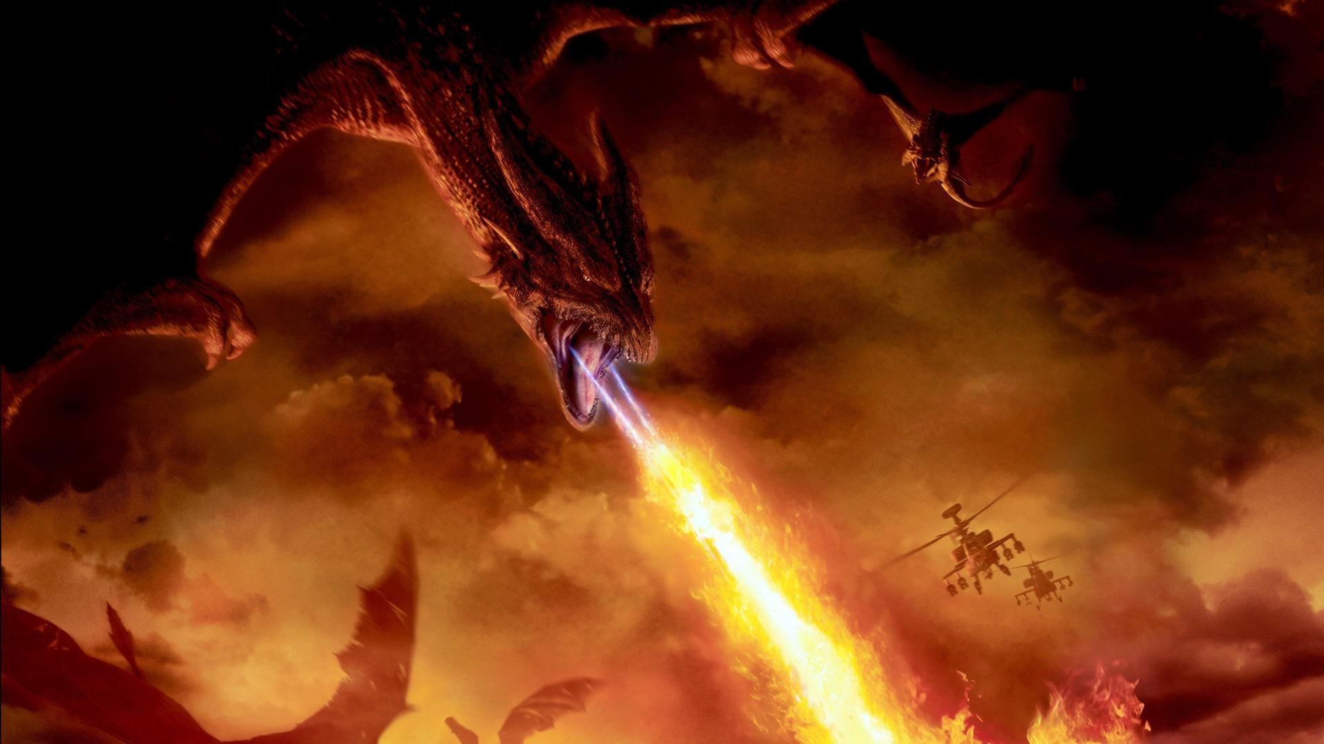 11 Reign Of Fire HD Wallpapers