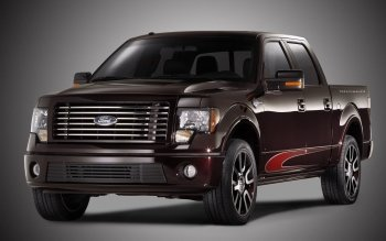 Vehicles - Ford F-150 Wallpapers and Backgrounds ID : 255467