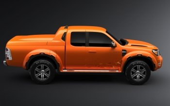 Preview ford ranger max