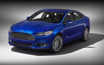 Vehicles - Ford Fusion Wallpapers and Backgrounds ID : 255555