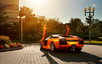 Транспортные Средства - Lamborghini Wallpapers and Backgrounds ID : 255605