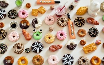 Food - Sweets Wallpapers and Backgrounds ID : 255629
