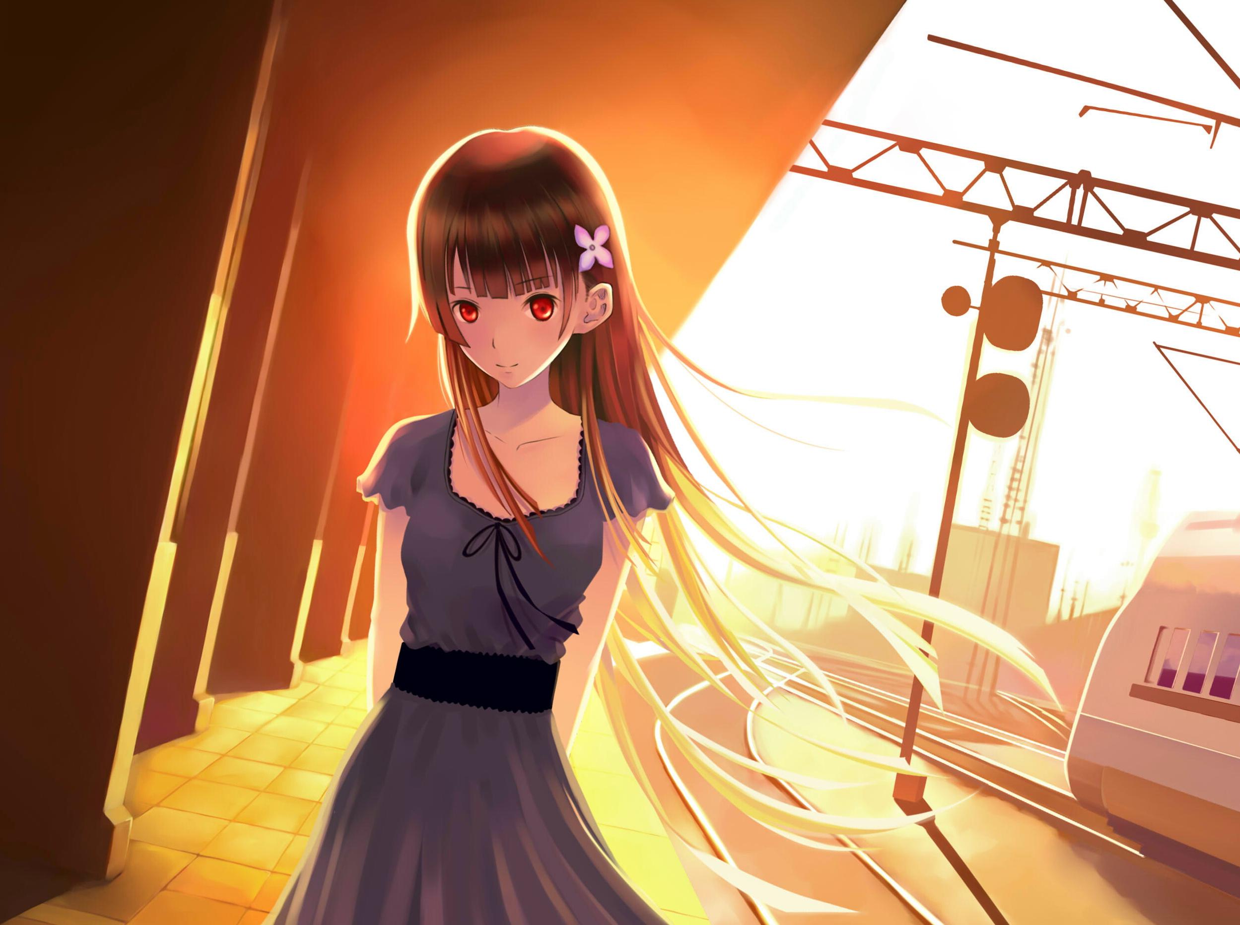 Sankarea HD Wallpaper | Background Image | 2498x1864 | ID ...
