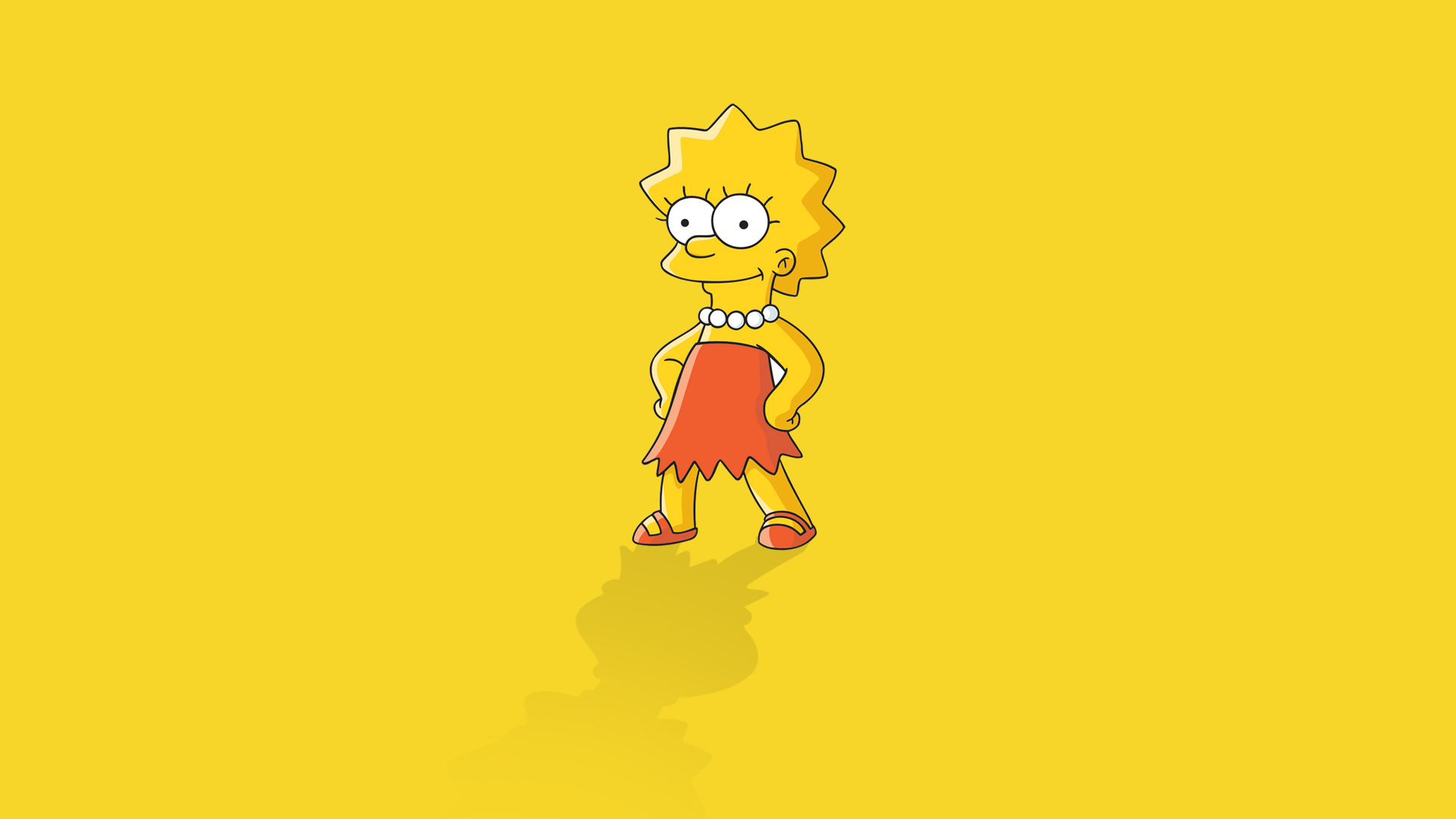 Les Simpsons Fond D Ecran Hd Arriere Plan 1920x1080 Id