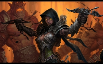 Video Game - Diablo III Wallpapers and Backgrounds ID : 256925