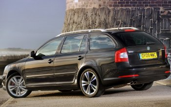 Fahrzeuge - Skoda Wallpapers and Backgrounds ID : 257795