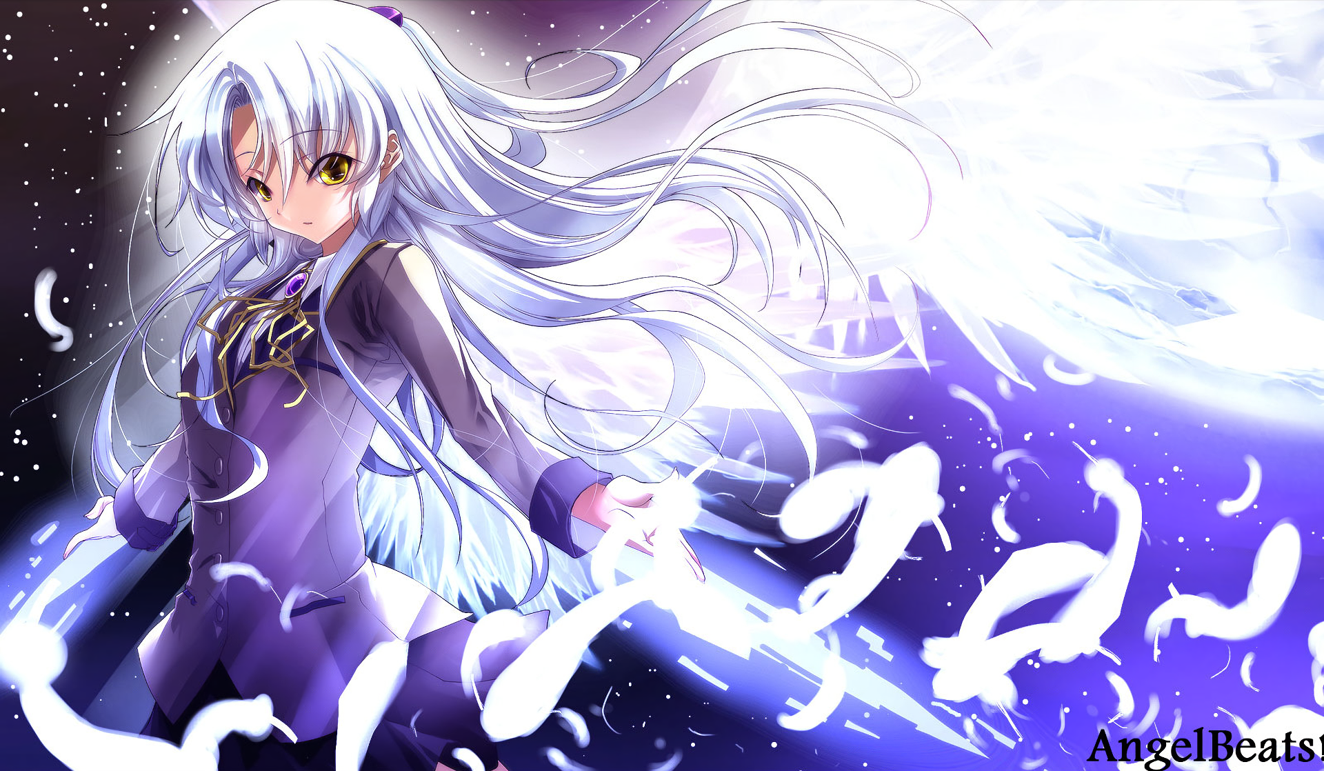 angel beats full hd wallpaper and background image