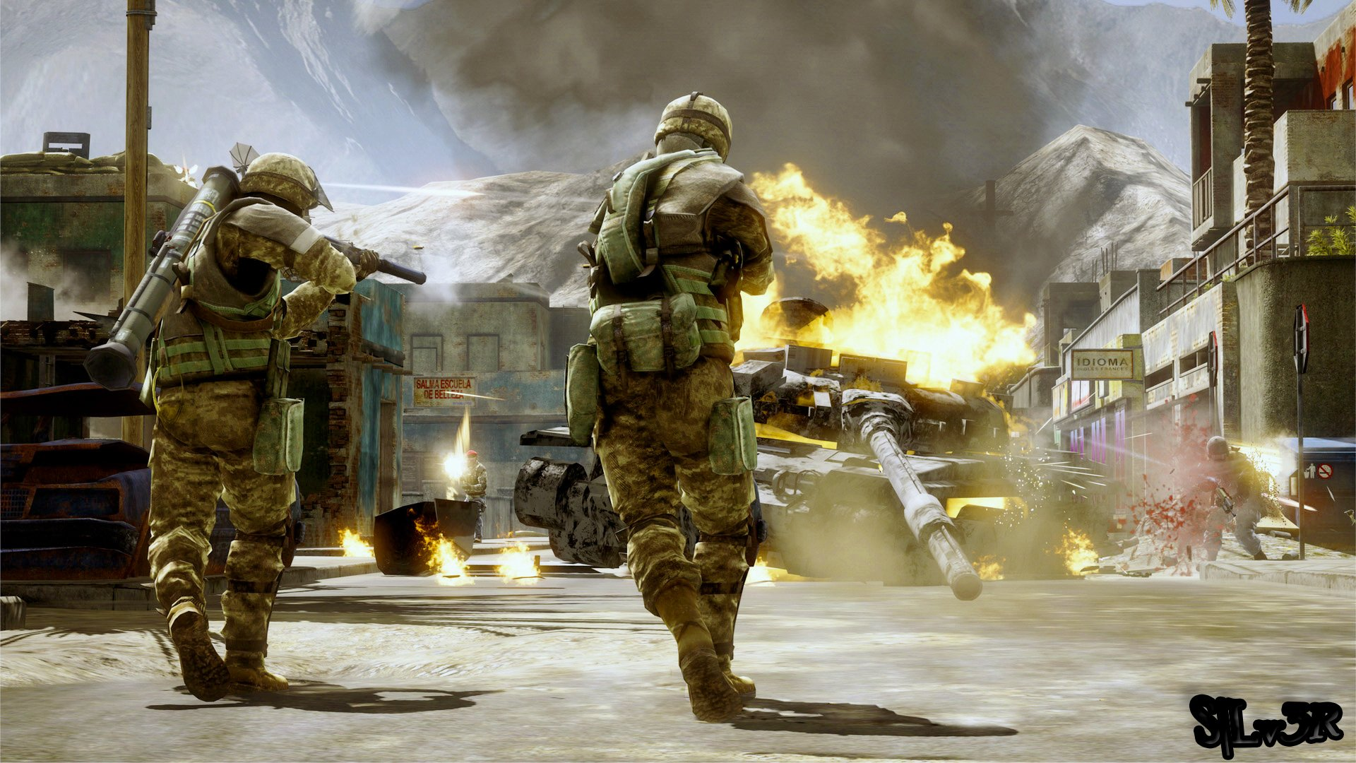 27 battlefield: bad company 2 hd wallpapers | background images