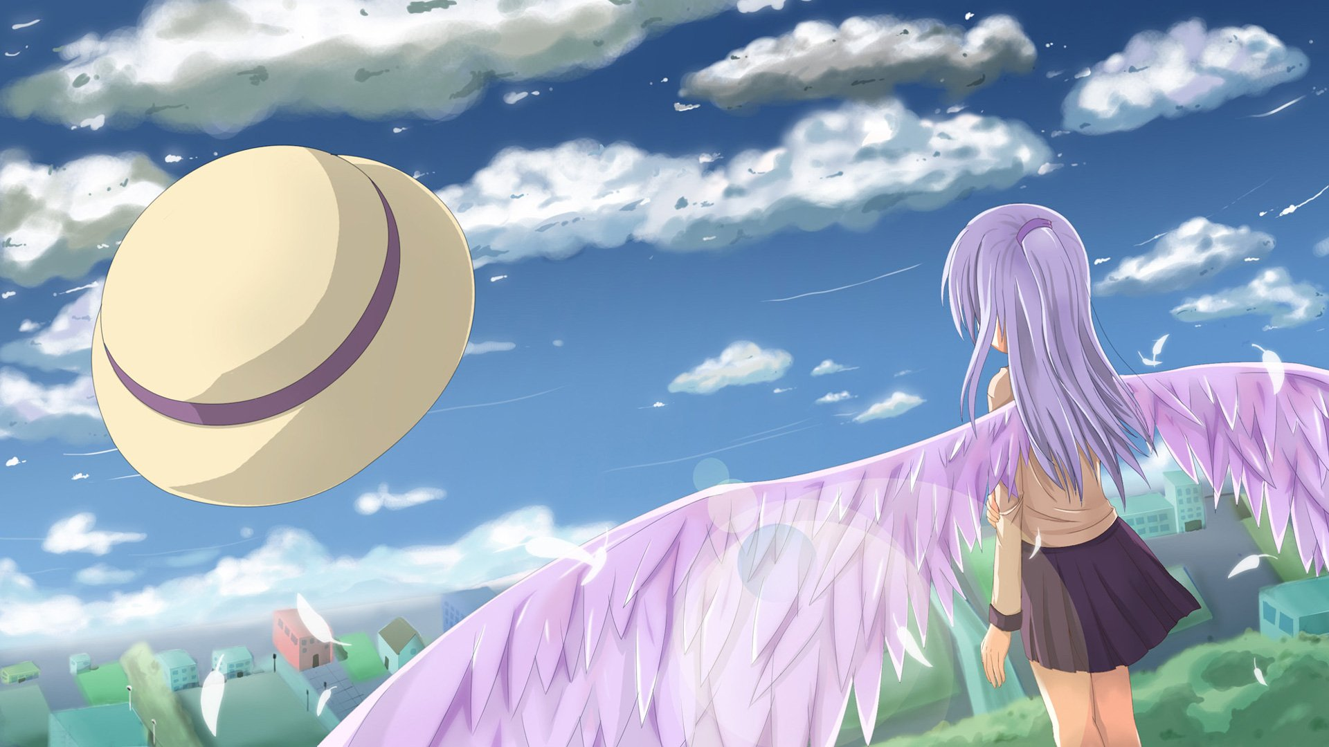 Angel Beats! Full HD Wallpaper and Background | 1920x1080 ...