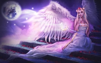 Fantasy - Angel Wallpapers and Backgrounds ID : 258105