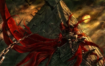 Comics - Spawn Wallpapers and Backgrounds ID : 25815
