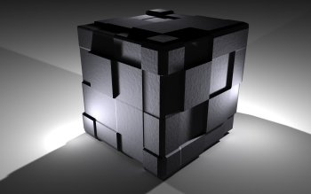CGI - Cube Wallpapers and Backgrounds ID : 258317