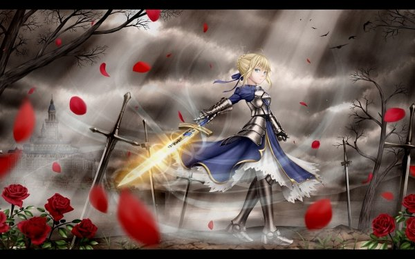 Anime Fate/Stay Night Fate Series Saber HD Wallpaper | Background Image