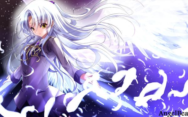 Anime Angel Beats! Kanade Tachibana HD Wallpaper | Background Image