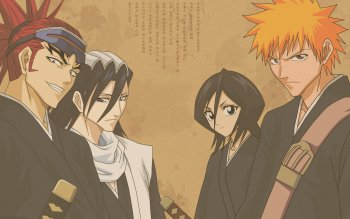 Anime - Bleach Wallpapers and Backgrounds ID : 259525