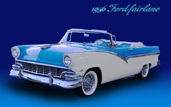 Vehicles - Ford Fairlane Wallpapers and Backgrounds ID : 259649
