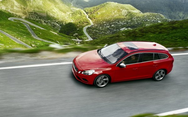 Vehicles Volvo HD Wallpaper | Background Image