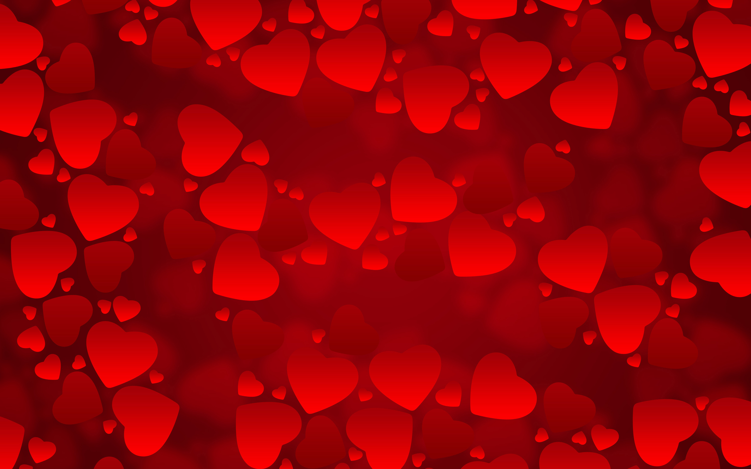 valentine's day full hd wallpaper and background image | 2560x1600