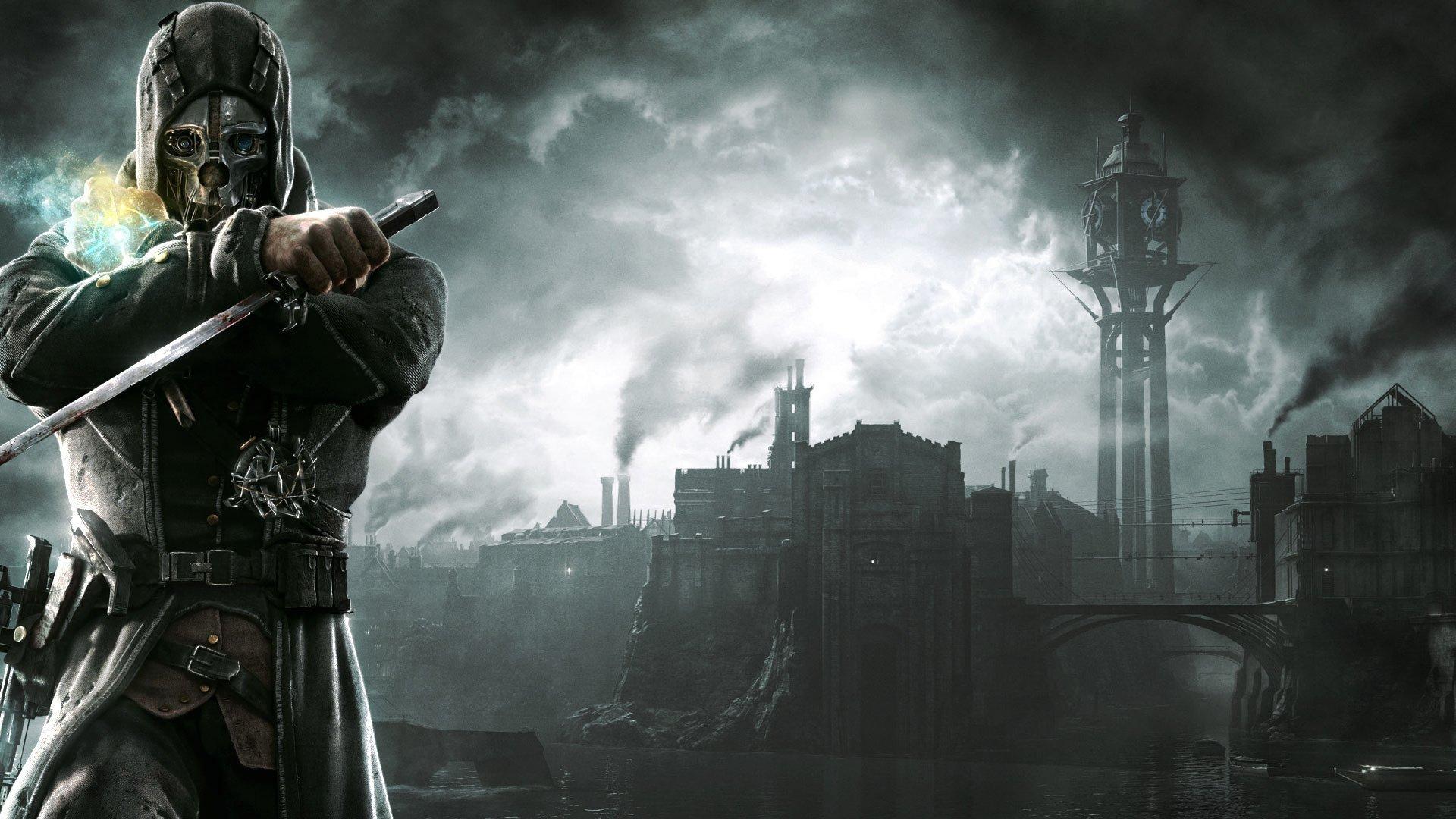 Dishonored Fan Art Corvo Video Games Wallpapers Hd: Dishonored HD Wallpaper