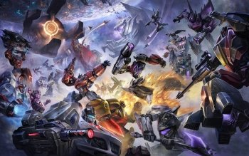 Video Game - Transformers Wallpapers and Backgrounds ID : 260809