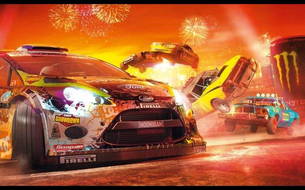 Video Game DiRT: Showdown Dirt HD Wallpaper | Background Image