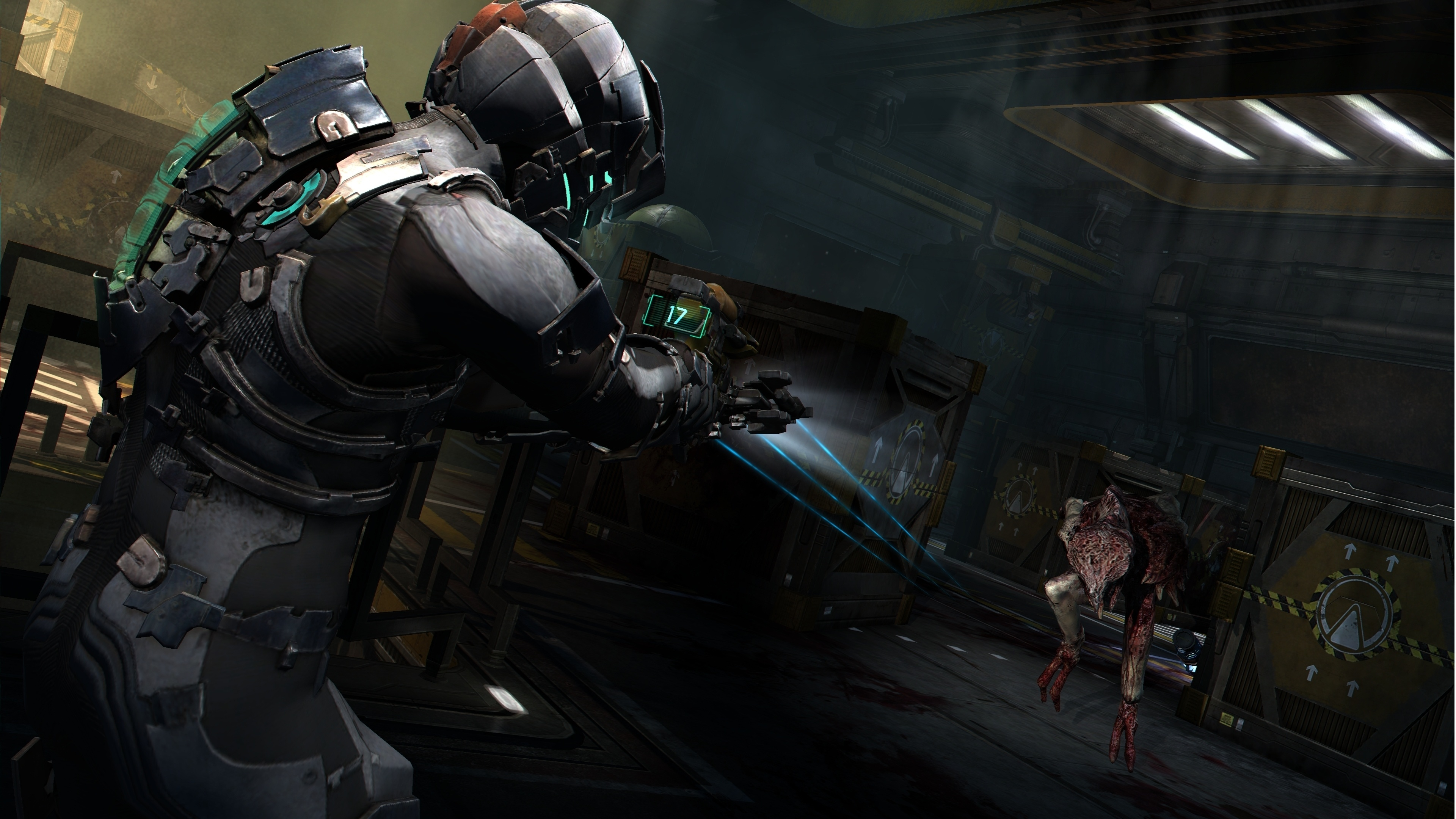 85 Dead Space 2 Hd Wallpapers Background Images Wallpaper