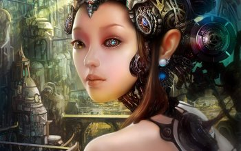 Sci Fi - Cyborg Wallpapers and Backgrounds ID : 261245