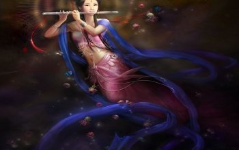 Fantasy - Women Wallpapers and Backgrounds ID : 261289