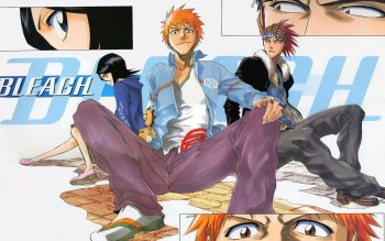 Anime - Bleach Wallpapers and Backgrounds ID : 261885