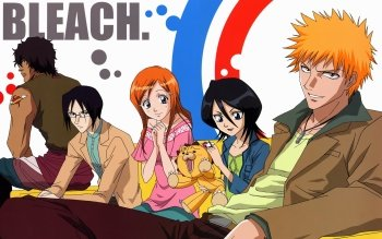 Anime - Bleach Wallpapers and Backgrounds ID : 261919
