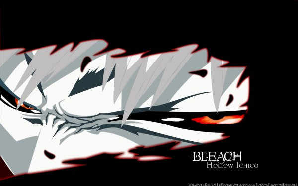Anime Bleach Ichigo Kurosaki Hollow Ichigo HD Wallpaper | Background Image