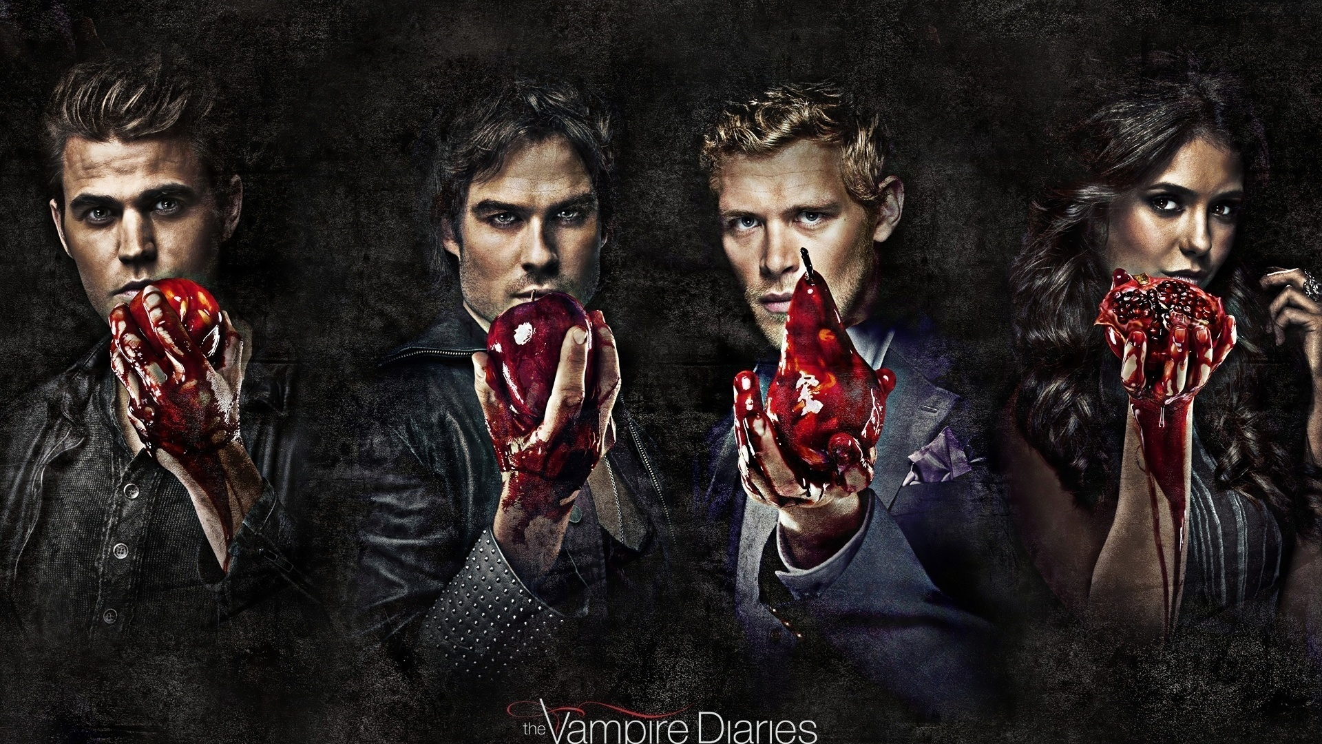 The Vampire Diaries HD Wallpaper | Background Image | 1920x1080 | ID:262189 - Wallpaper Abyss