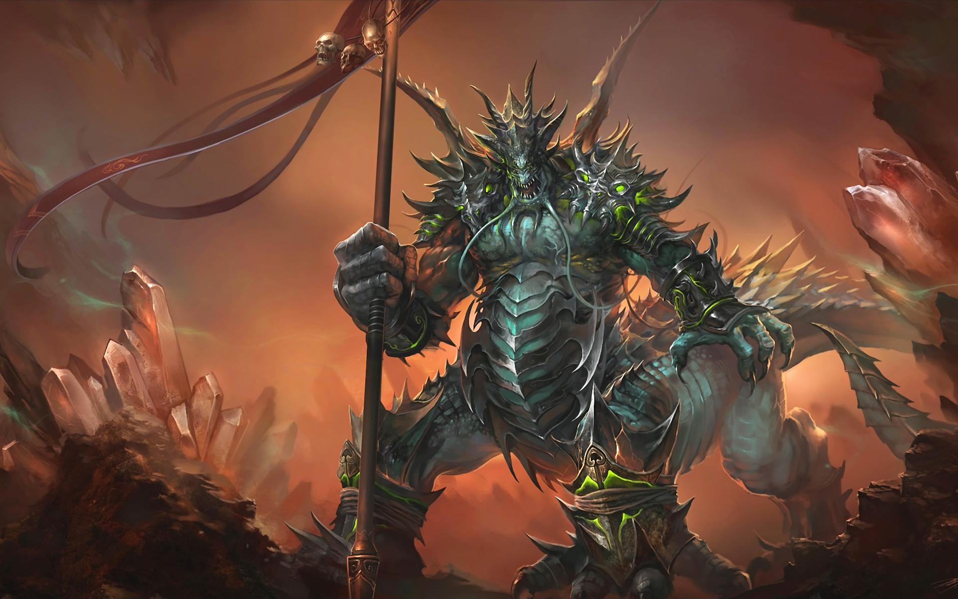 Elder Monsters 262349