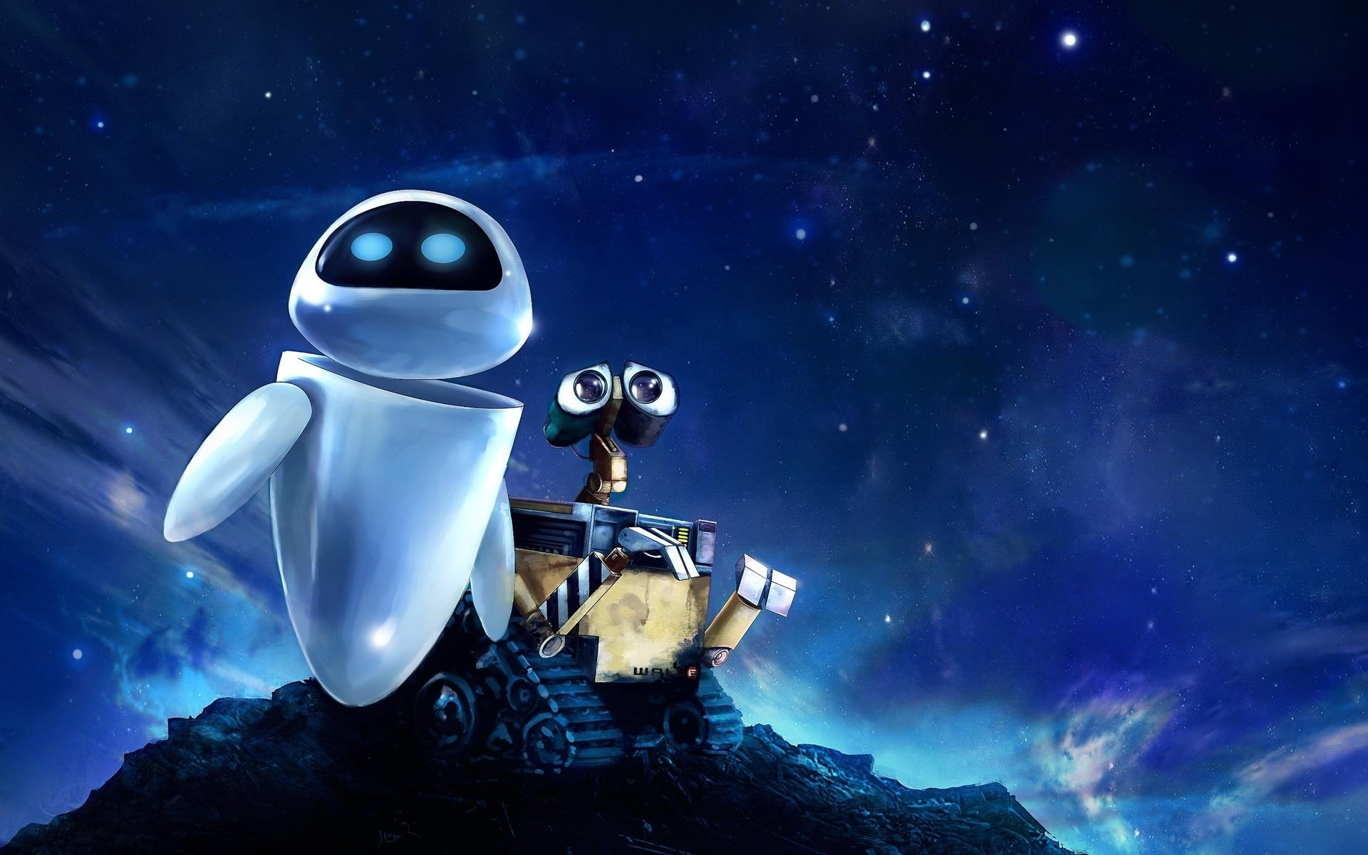 16 WallE HD Wallpapers