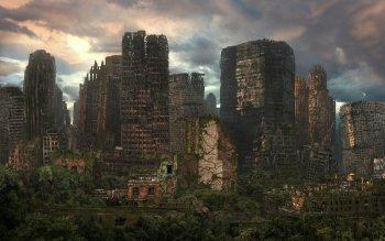 Sci Fi - Post Apocalyptic Wallpapers and Backgrounds ID : 262005