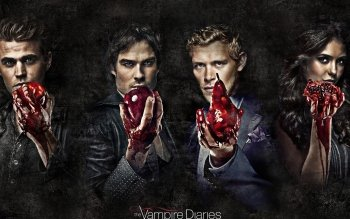 Televisieprogramma - Vampire Diaries Wallpapers and Backgrounds ID : 262189