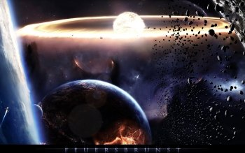 Sci Fi - Explosion Wallpapers and Backgrounds ID : 262379