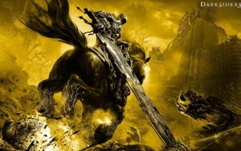 Video Game - Darksiders Wallpapers and Backgrounds ID : 262519