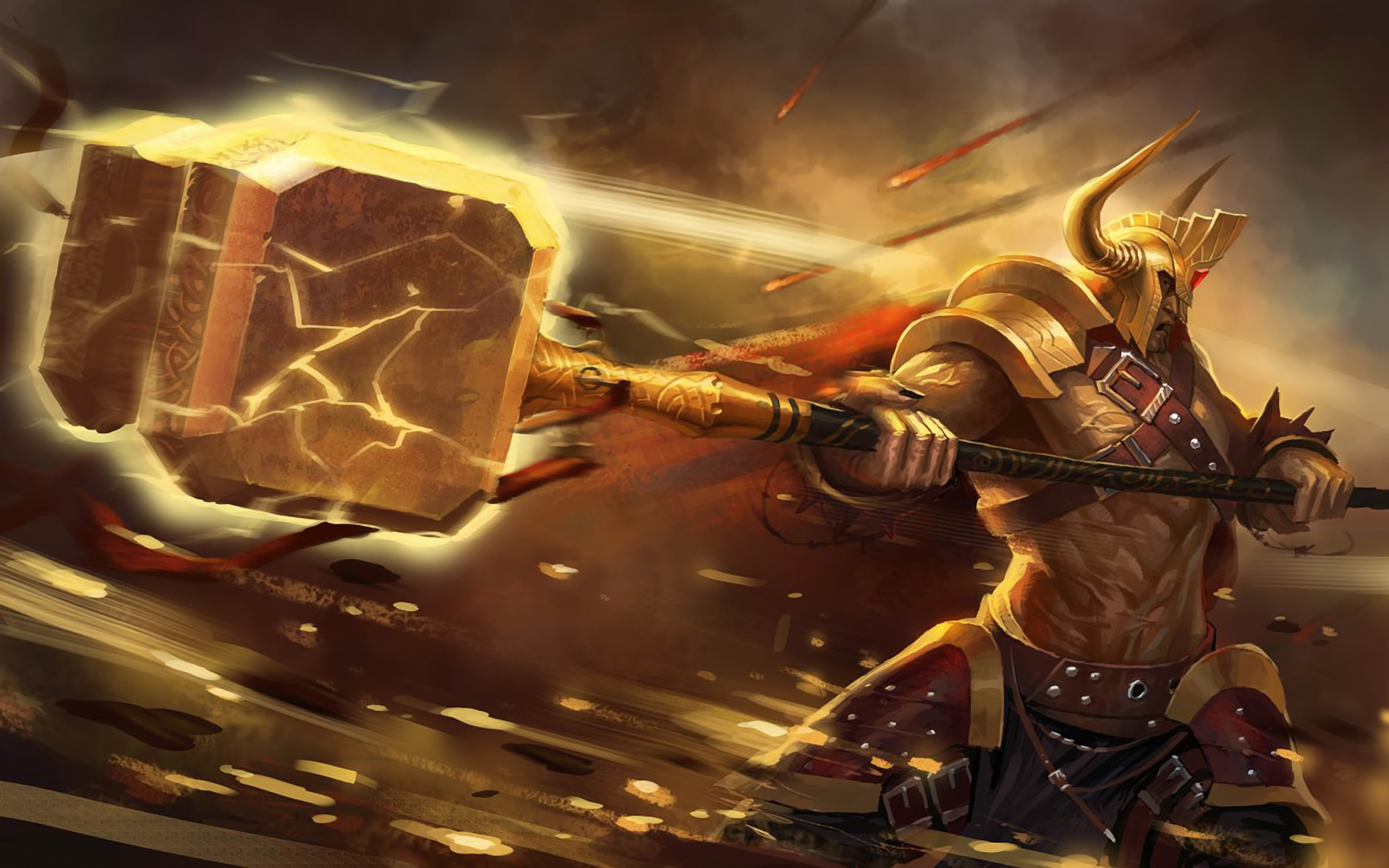 Warrior full hd wallpaper and background 1920x1200 id for 3d drawing online no download