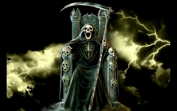 Donker - Grim Reaper Wallpapers and Backgrounds ID : 263389