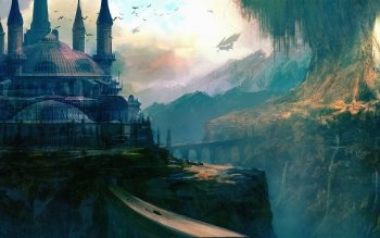 Fantasy - Slott Wallpapers and Backgrounds ID : 263417