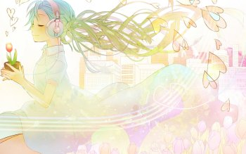 Anime - Vocaloid Wallpapers and Backgrounds ID : 263835