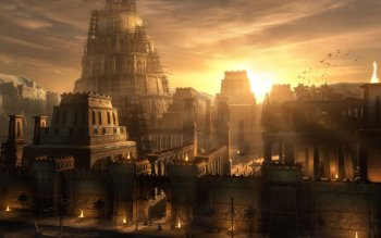 Fantasy - Großstadt Wallpapers and Backgrounds ID : 263857