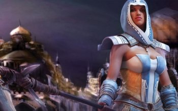 Video Game - Guild Wars Wallpapers and Backgrounds