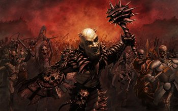 Dark - Warrior Wallpapers and Backgrounds ID : 26397
