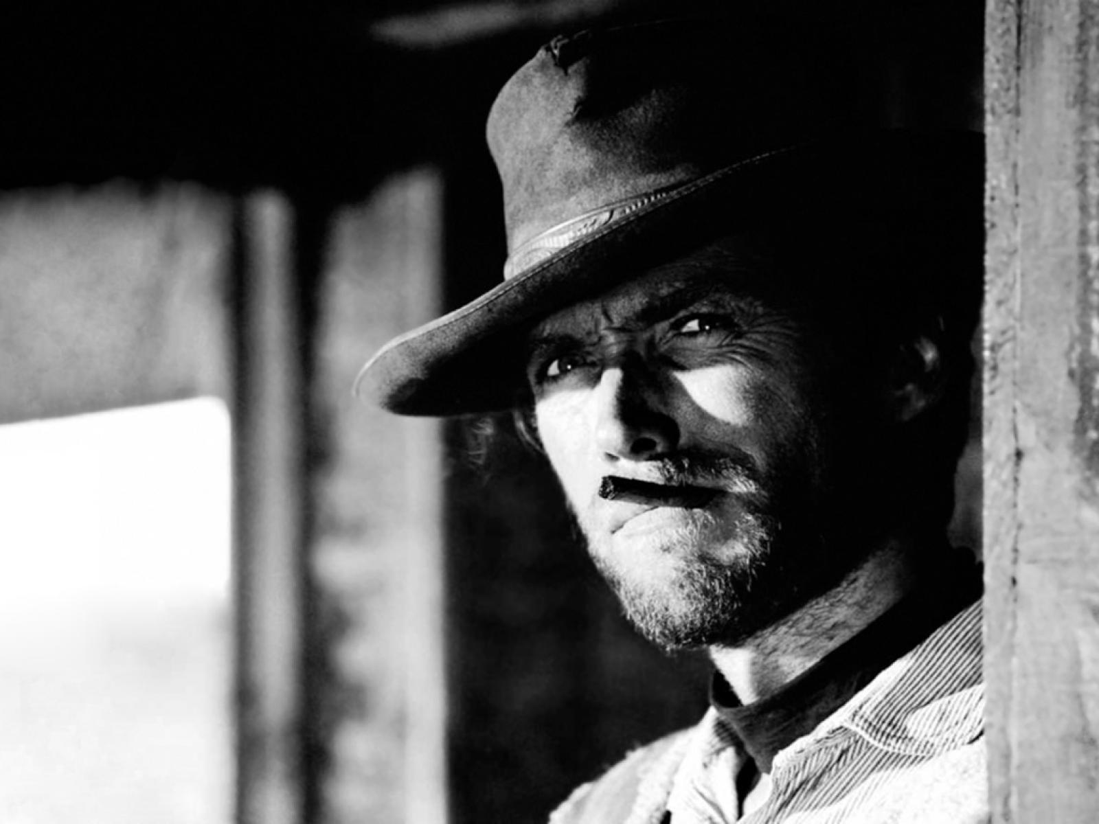 Kändis - Clint Eastwood  Bakgrund
