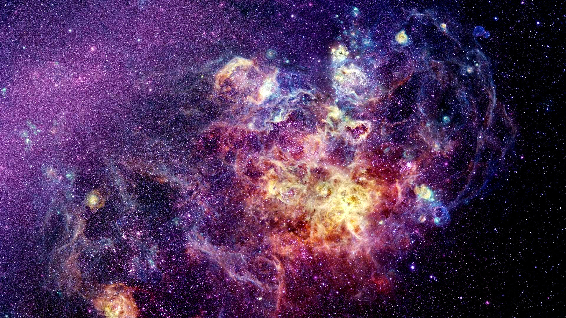 Nebula Full HD Wallpaper and Background | 1920x1080 | ID ...
