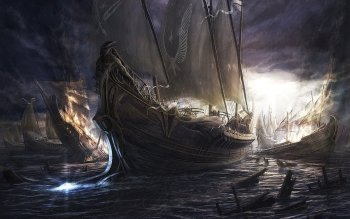 Fantasy - Ship Wallpapers and Backgrounds ID : 264087